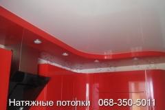 многоуровневые натяжные потолки Кривой Рог (1)