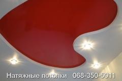 многоуровневые натяжные потолки Кривой Рог (10)