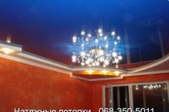 многоуровневые натяжные потолки Кривой Рог (11)