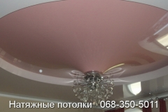 многоуровневые натяжные потолки Кривой Рог (12)