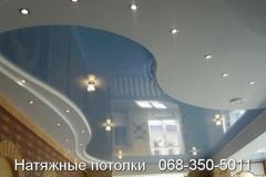 многоуровневые натяжные потолки Кривой Рог (17)