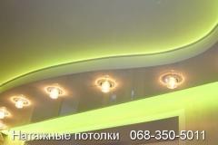многоуровневые натяжные потолки Кривой Рог (20)
