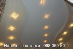 многоуровневые натяжные потолки Кривой Рог (7)