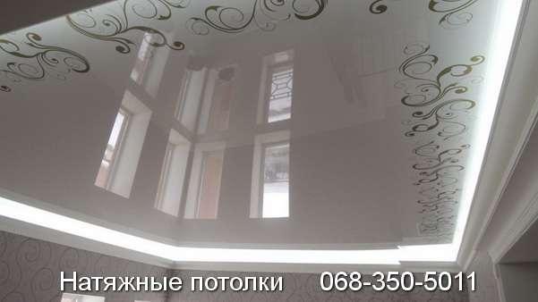 натяжные потолки с фотопечатью Кривой Рог (21)