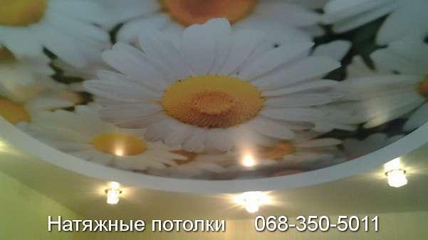 натяжные потолки с фотопечатью Кривой Рог (29)