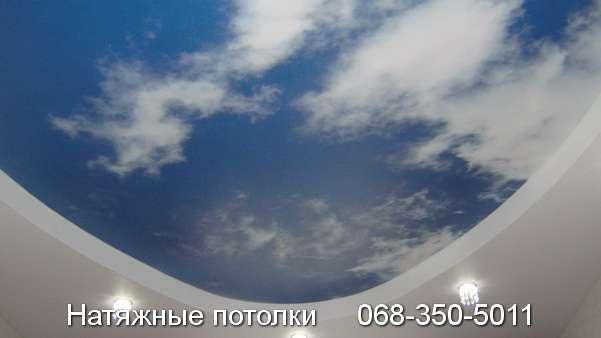 натяжные потолки с фотопечатью Кривой Рог (4)