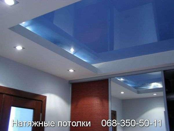 Многоуровневые натяжные потолки Кривой Рог (107)