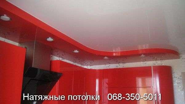 Многоуровневые натяжные потолки Кривой Рог (125)