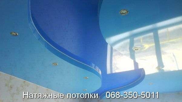 Многоуровневые натяжные потолки Кривой Рог (148)