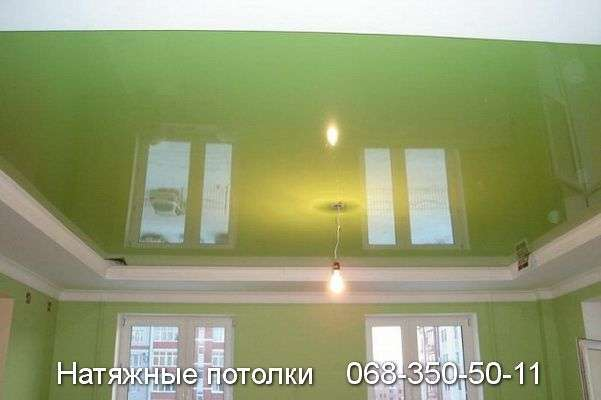 Многоуровневые натяжные потолки Кривой Рог (88)