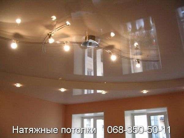Многоуровневые натяжные потолки Кривой Рог (94)