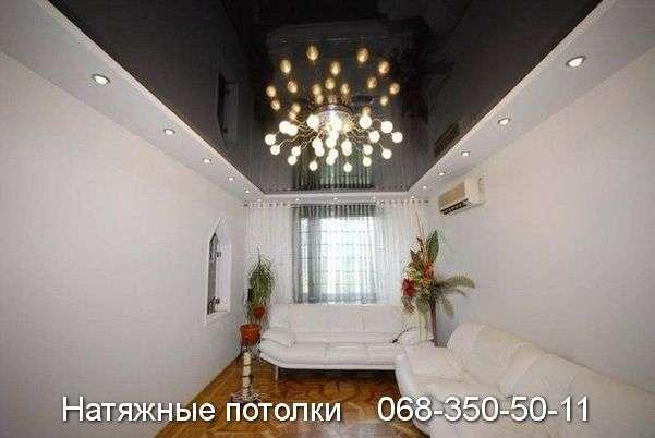 Многоуровневые натяжные потолки Кривой Рог (95)