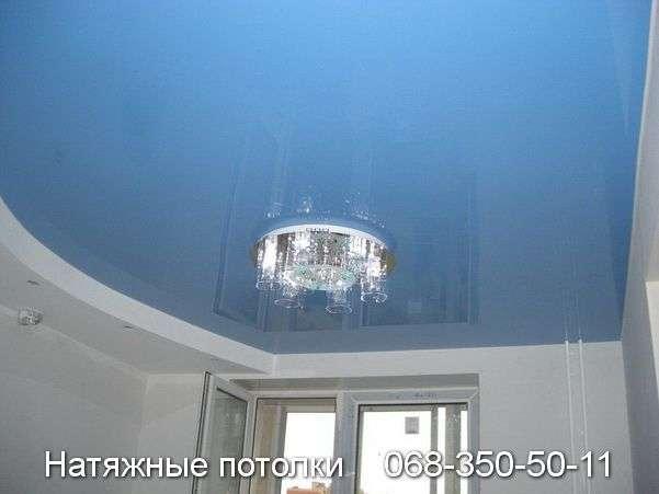 Многоуровневые натяжные потолки Кривой Рог (96)