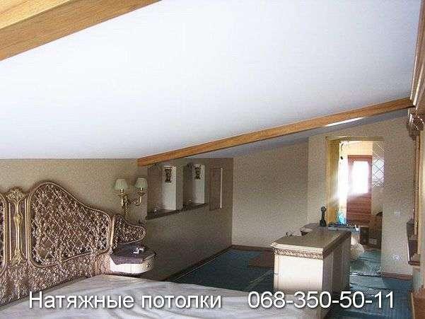 Натяжные потолки в спальню Кривой Рог