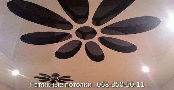 перфорированные резные натяжные потолки (50)