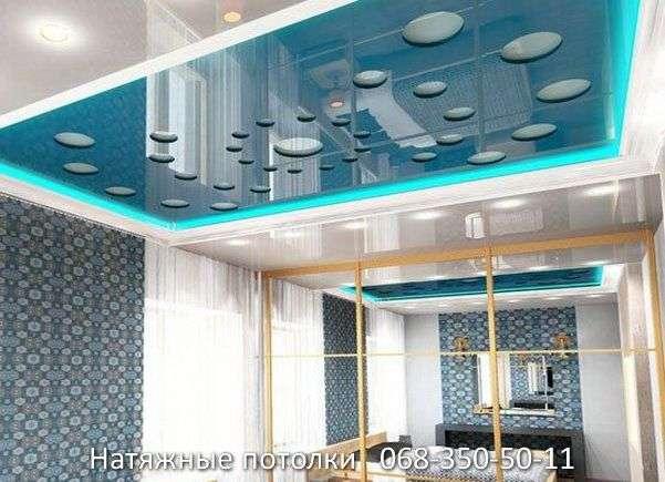 перфорированные резные натяжные потолки (72)