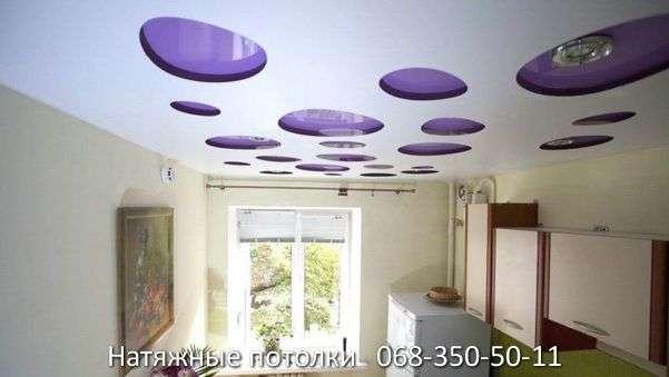 перфорированные резные натяжные потолки (79)