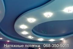 многоуровневые натяжные потолки Кривой Рог (13)
