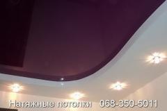 многоуровневые натяжные потолки Кривой Рог (2)
