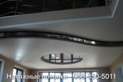 многоуровневые натяжные потолки Кривой Рог (3)