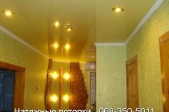 многоуровневые натяжные потолки Кривой Рог (8)