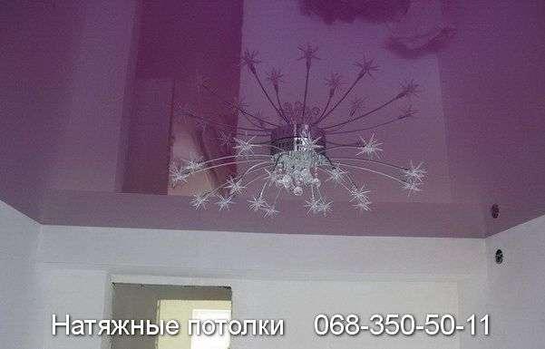 Глянцевые натяжные потолки Кривой Рог