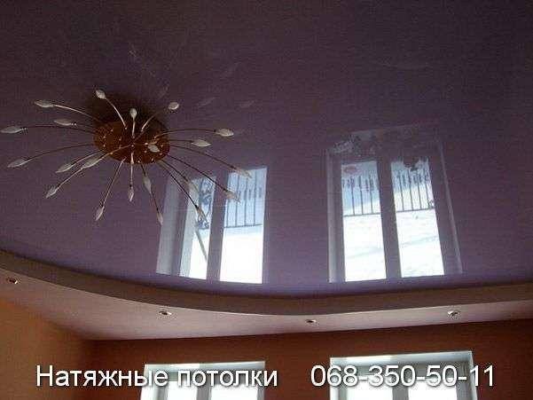 Многоуровневые натяжные потолки Кривой Рог (120)