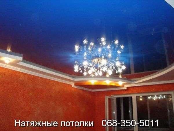 Многоуровневые натяжные потолки Кривой Рог (135)