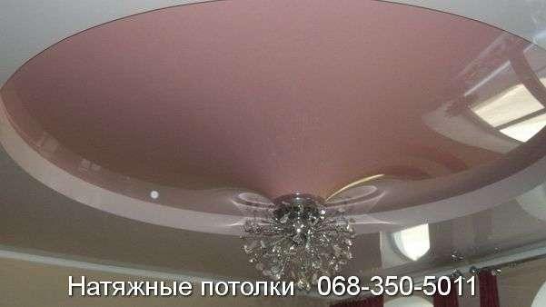 Многоуровневые натяжные потолки Кривой Рог (136)