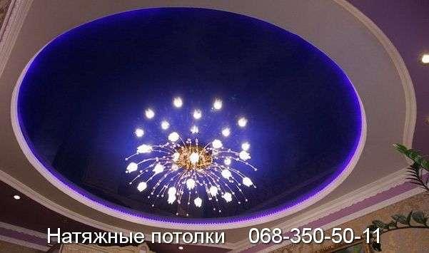 Многоуровневые натяжные потолки Кривой Рог (80)
