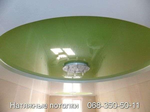 Многоуровневые натяжные потолки Кривой Рог (89)