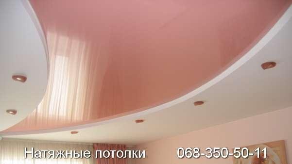 Глянцевый Натяжной потолок купить в Кривом Роге