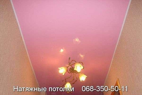 Натяжные потолки в коридор, прихожую Кривой Рог