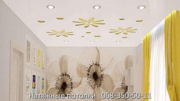 перфорированные резные натяжные потолки (14)