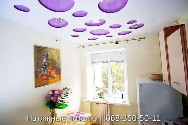 перфорированные резные натяжные потолки (25)
