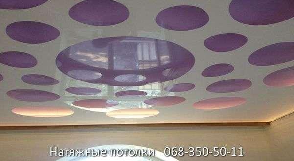 перфорированные резные натяжные потолки (3)