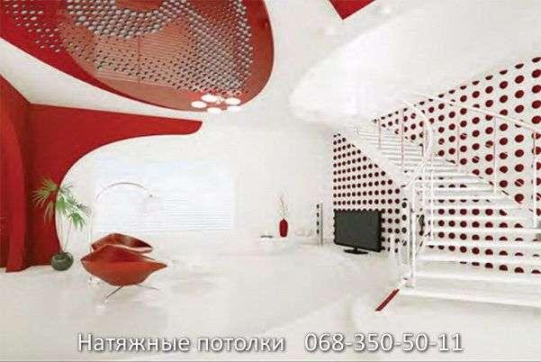 перфорированные резные натяжные потолки (54)