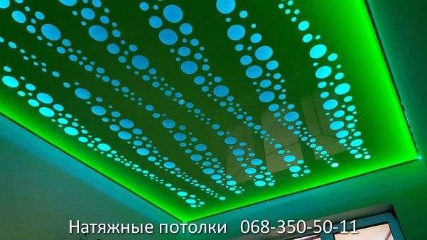 перфорированные резные натяжные потолки (62)