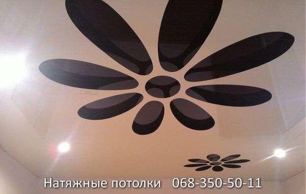 перфорированные резные натяжные потолки (68)