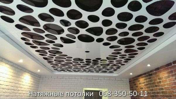перфорированные резные натяжные потолки (80)