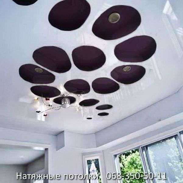 перфорированные резные натяжные потолки (9)