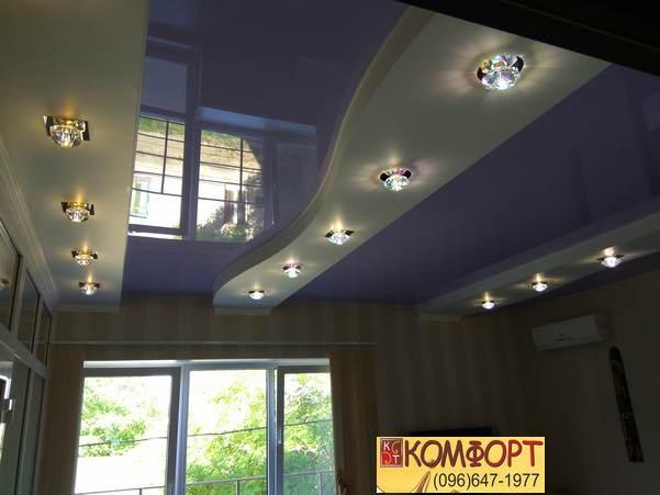 Натяжной потолок Кривой Рог