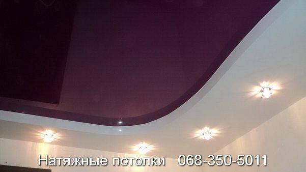 натяжные потолки в кривом роге арт декор цены