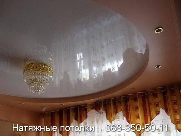 натяжной потолок тканевый фото цена в кривом роге