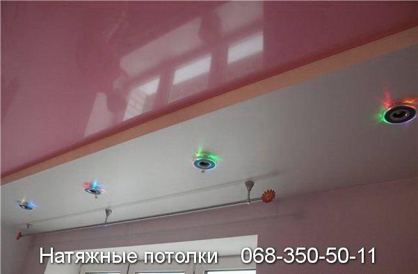 купить натяжной потолок в кривом роге на