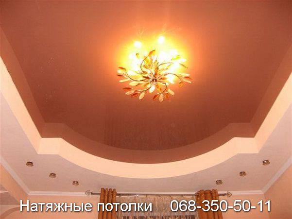 натяжной потолок цена кривой рог арт декор