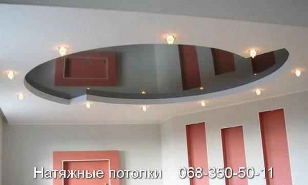 натяжные потолки кривой рог олх