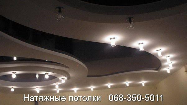 натяжные тканевые потолки кривой рог цены фото