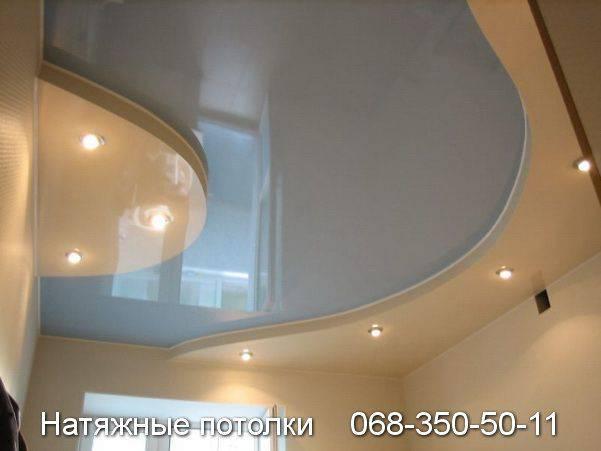 натяжные потолки цены кривой рог фото